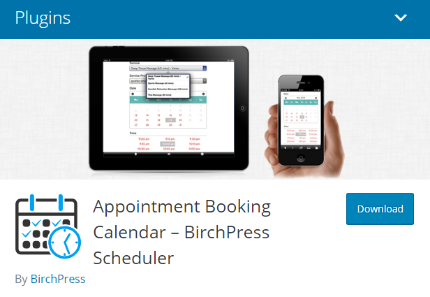 BirchPress Scheduler