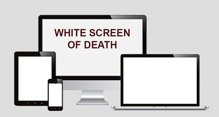 white-screen-of-death