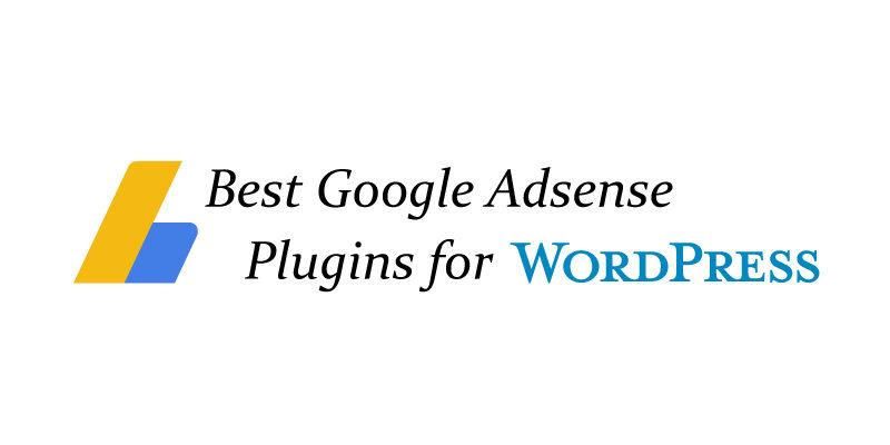 Best-google-adsense-wordpress-plugins