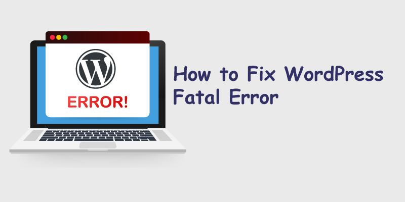 wordpress-fatal-error