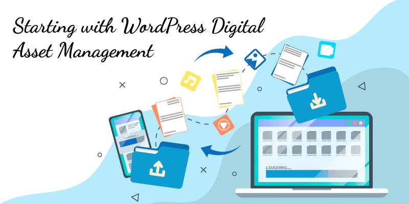 wordpress-digital-asset-management
